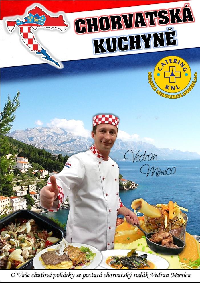 Chorvatské speciality opět v našich provozovnách