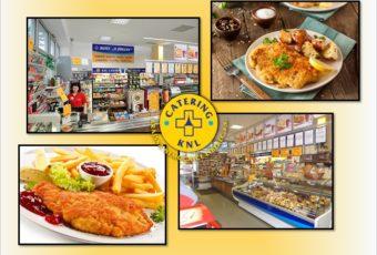 Dotované menu pro zaměstnance KNL v Bufetu u jídelny