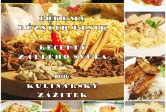 Novinka v naší koncepci – Etnická kuchyně