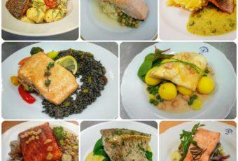 Den s rybou na talíři