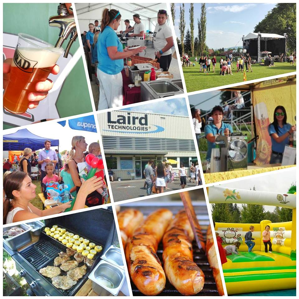 Family day Laird Technologies
