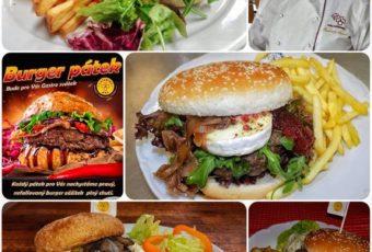 Burger pátek
