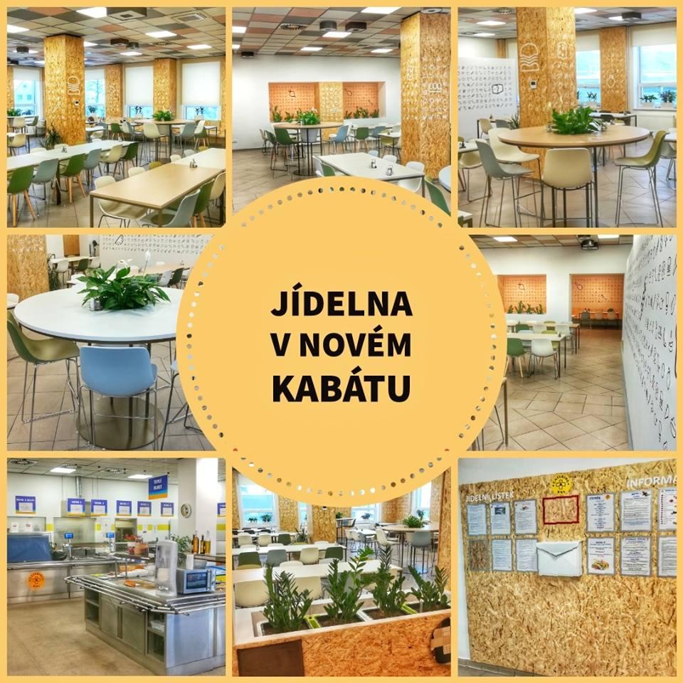 Nová jídelna na provoze ZF TRW Jablonec