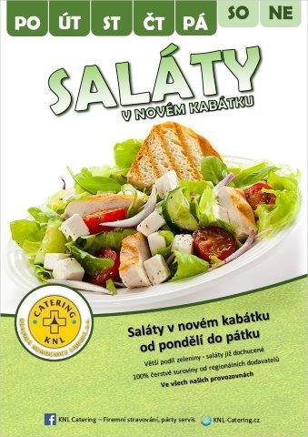 Salátové menu