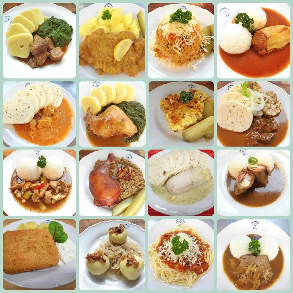 Oběd v Restauraci Krajský úřad