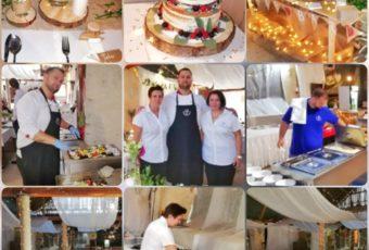 Svatební catering 3.8.2019
