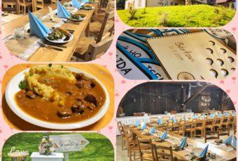 Svatební hostina v Křížanech