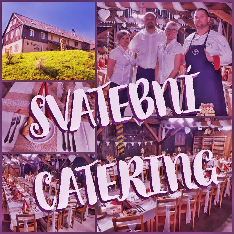 Svatební catering – 12.10.2019