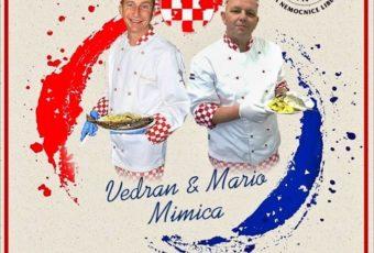 Chorvatská kuchyně 2020